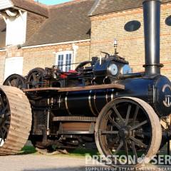 FOWLER Class Z7 Ploughing Engine