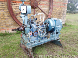 FROUDE Hydraulic Dynamometer