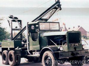 GMC Heavy Recovery Truck