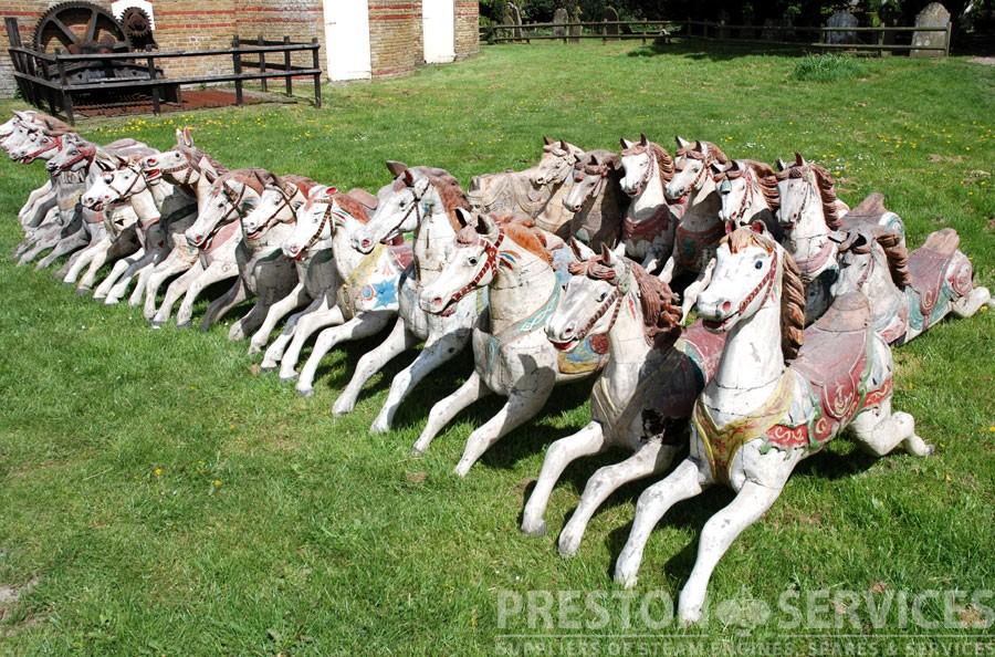 Anderson Savage Etc Galloper Horses Preston Services