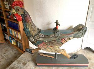 Galloper Set Cockerel Mount