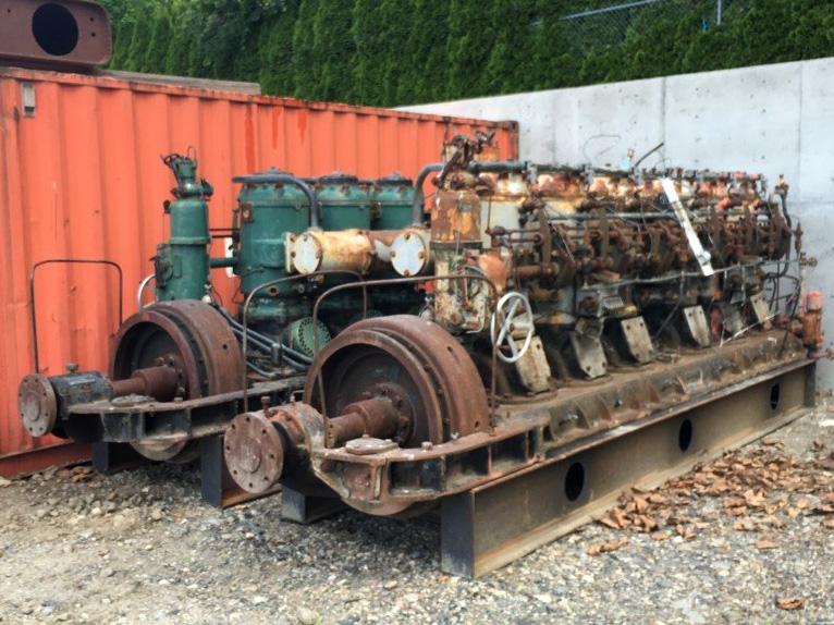 GARDNER Diesel Tug Engines - PRESTON SERVICES