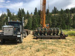 GARDNER Diesel Tug Engines