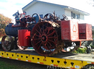 Gaar-Scott Agricultural Traction Engine