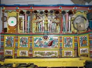 GAVIOLI Fairground Trumpet Organ