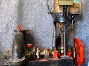 Marine Circulating Engine and Pump