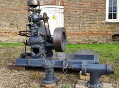 GILBERT GILKES Water Turbine Engine
