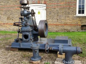 GILBERT GILKES Water Turbine Engine