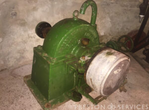 GILBERT GILKS Turbine Water Pump