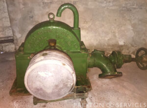 GILBERT GILKES Turbine Water Pump