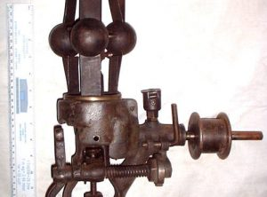 Engine Speed Governor