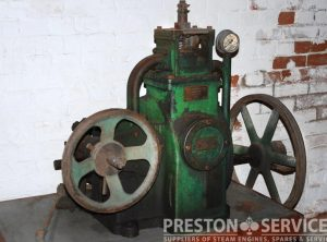 Generator Set Speed Governor