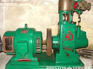HINDLEY DODMAN Generator Set