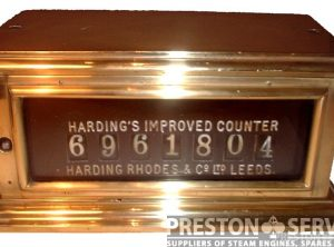 "HARDING'S ""Improved Revolution Counter"""