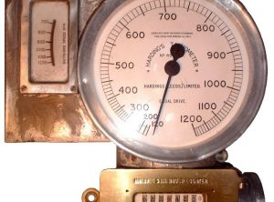 HARDING'S Combined Tachometer & Revolution Counter