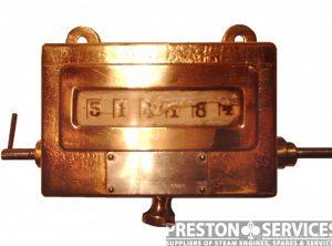 HARDINGS Revolution Counter, Marine Engine or Stationary Engine