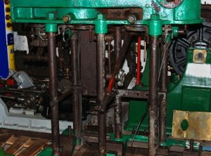 HARRISON & Co. Compound Marine Engine