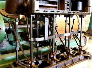 HERRESHOFF? Triple Expansion Marine Engine