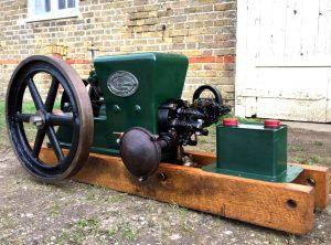 HOBBS 1½ H.P. Petrol Paraffin Engine