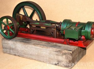 Single Cylinder Horizontal Workshop Engine