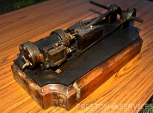 19th Century Model Workshop Engine