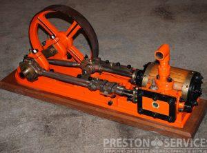 Single Cylinder Horizontal Workshop Engine 3″ x 5″ Cylinder