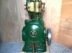 SISSONS 8 H.P. Enclosed Generator Engine