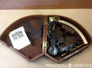 HENRY BARROW & Co SEXTANT