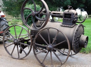 ITALO-SVIZZERA 2 NHP Portable Steam Engine