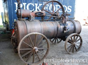 JACOBSEN 2 NHP Portable Steam Engine