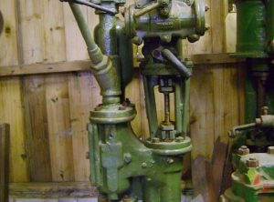 JOSEPH EVANS Simplex Steam Pump