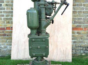 JOSPEH EVANS Vertical Steam Pump