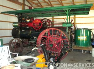 KECK GONNERMAN Traction Engine