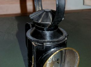LNER Railwayman's Lamp, Single
