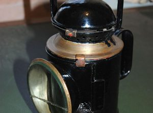 Railway Guards Lamp, Single