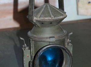 WAKEFIELD Railwayman's Lamp, Single