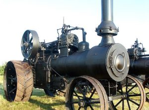LANZ 70 BHP Traction Engine