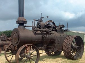 LANZ 70 BHP Traction Engine