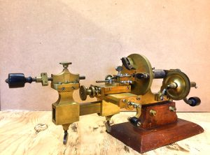 SWISS Watchmakers Lathe
