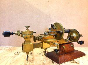 SWISS Watchmakers Lathe