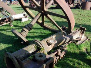 LEFLAIVE & Cie. Horizontal Mill Engine