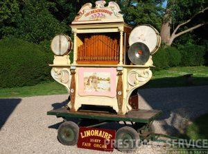 LIMONAIRE 35 Key 'Orchestrophone'  Fairground Organ