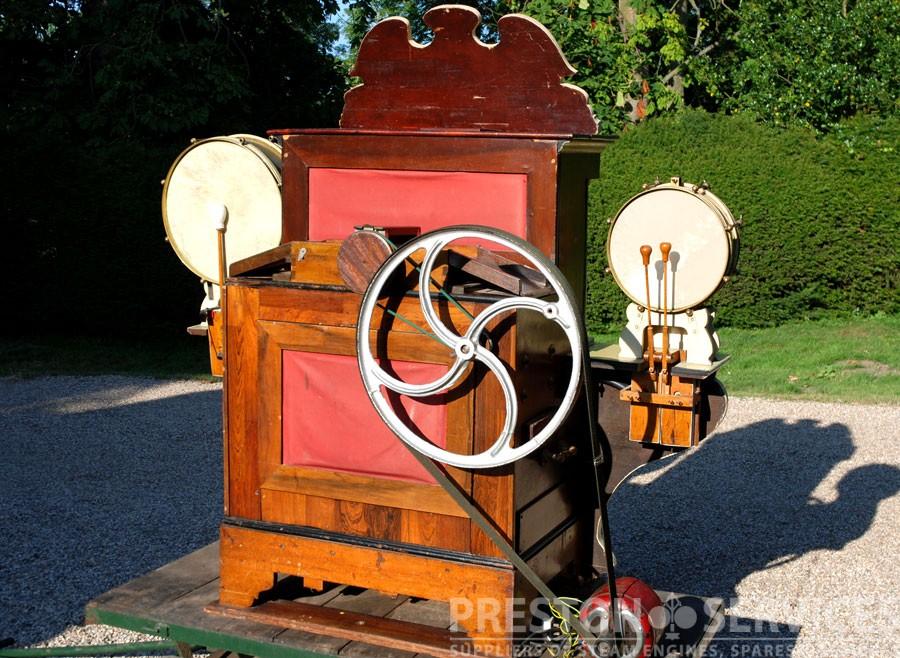 Limonaire 35 Key Orchestrophone Fairground Organ