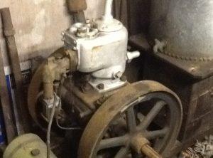 LISTER L Type Petrol Engine