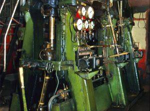 LOBNITZ Triple Expansion Marine Engine