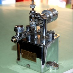 HILLS McCANNA Mechanical Cylinder Lubrciator