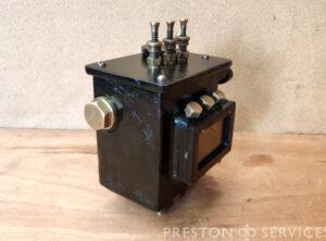 3 Feed Mechanical Lubricator