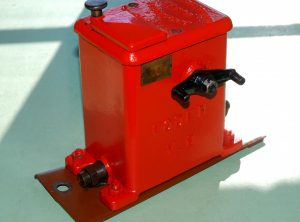 FODEN Mechanical Cylinder Lubricator