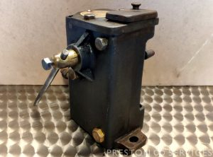 DUNBAR & SLATER Ltd Single Feed Mechanical Lubricator
