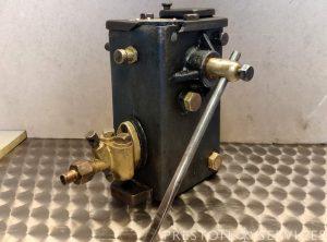 DUNBAR & SLATER Ltd Single Feed Mechanical Lubricator